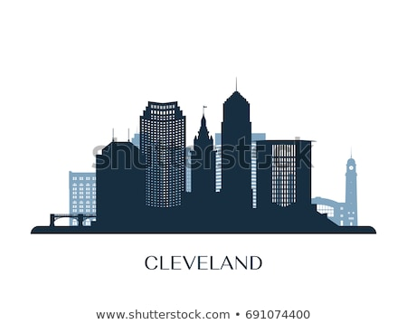 Cleveland, Ohio Text Stock photo © blamb