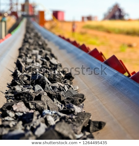 ore on conveyor stock photo © mady70