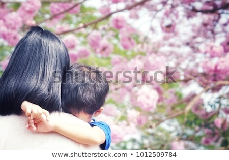 Stock photo: Mother care.