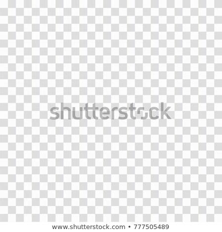серый белый клетке квадратный сетке прозрачный Сток-фото © orensila
