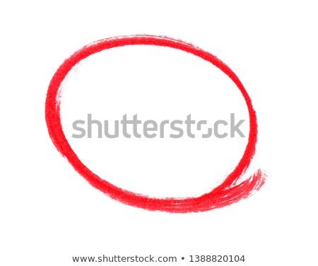 Гранж щетка окрашенный кадр изолированный текстуры Сток-фото © myfh88