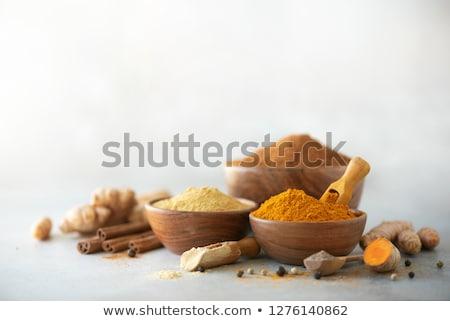 Ayurvedic spices Stock photo © IS2
