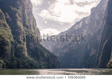 каньон Мексика тур лодка путешествия Сток-фото © THP