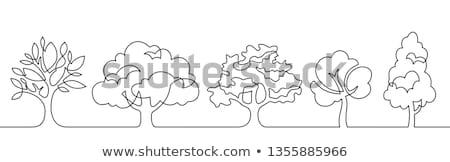 Fuchs · Symbol · Essen · Hintergrund · Kochen - stock foto © rastudio