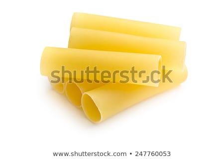 Uncooked cannelloni pasta Stock photo © Alex9500