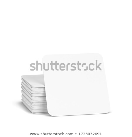 Rectangle coasters Stock photo © montego