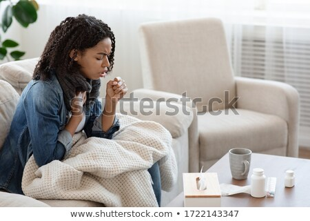 Respiratory Illness Stock photo © Lightsource