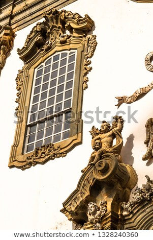 soapstone sculpture detail Stock photo © prill