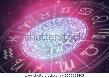 3d zodiac sign   virgo stock photo © adamr