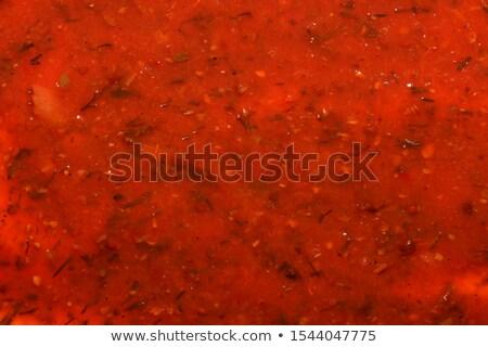 Picante rojo Stock photo © Nelson