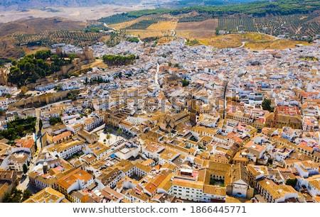 Andalusian church Stock photo © njaj
