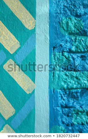 striped wall background Stock photo © Mikko