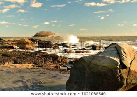 Connecticut Shoreline Stock photo © ArenaCreative