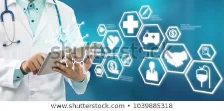 health care plan risk stock photo © lightsource