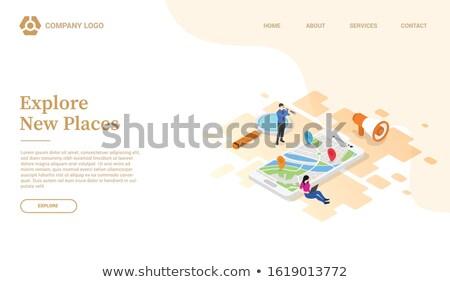 美人 · 屋外 · 写真 · 小さな · セクシーな女性 - ストックフォト © stokkete