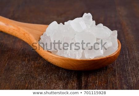 Rock sucre meilleur qualité naturelles spéciale Photo stock © smuay