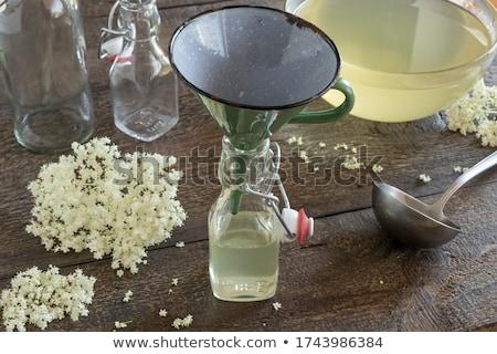 bottle funnel Stock photo © DimaP