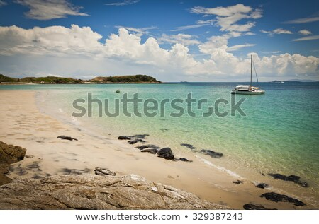 Great Keppel Island, Queensland , Australia Stock photo © photohome