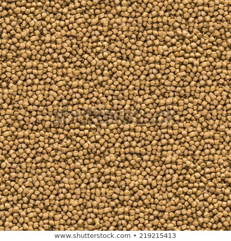 Dry Granulated Pet Food. Stock photo © tashatuvango