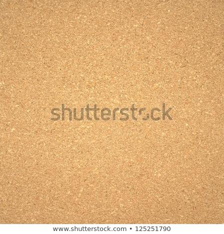 Barna dugó felület végtelenített textúra iroda Stock fotó © tashatuvango