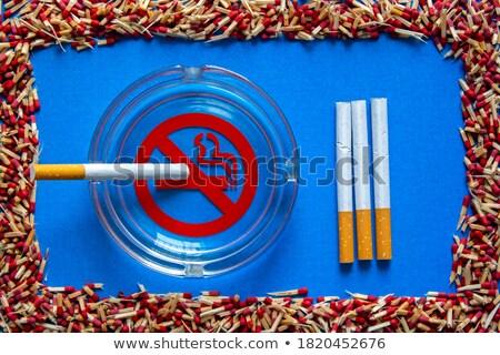 Unused cigarette Stock photo © gemenacom
