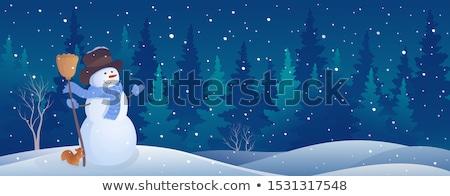 snowscape stock photo © pressmaster