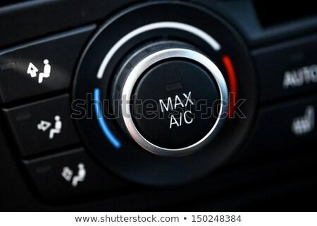 Szczegóły klimatyzacja nowoczesne samochodu wentylacja projektu Zdjęcia stock © vladacanon