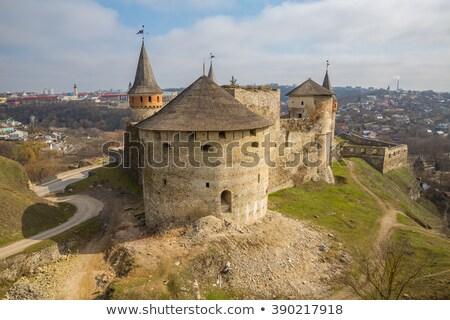 Old town of Kamenetz-Podolsk  Stock photo © Kotenko