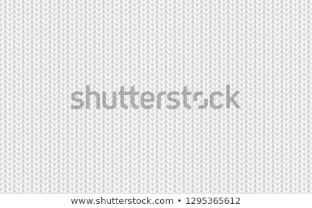 Knitted wool jumper texture Stock photo © stevanovicigor