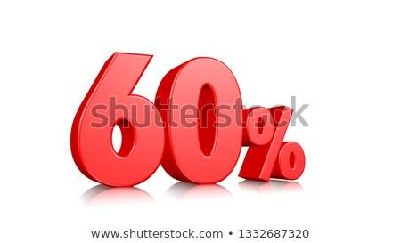 60% Off Stock photo © idesign