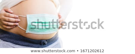 pregnancy protection stock photo © lightsource