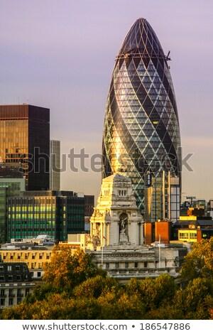 корнишон Лондон 30 топор форма пейзаж Сток-фото © Panaceadoll