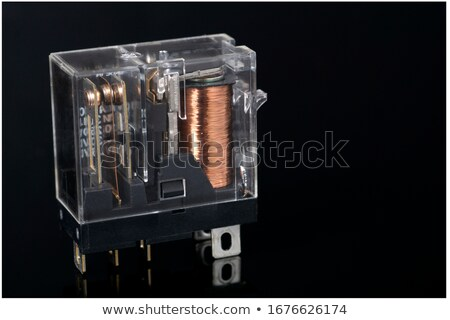 Electromagnetic relay Stock photo © clarion450