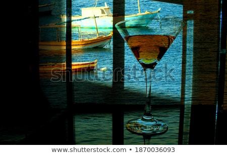 sedução · morena - foto stock © Fisher