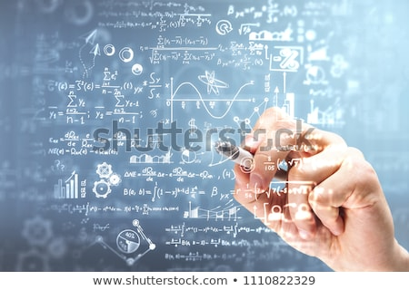 vector · calculator · xxl · gedetailleerd · icon - stockfoto © oblachko