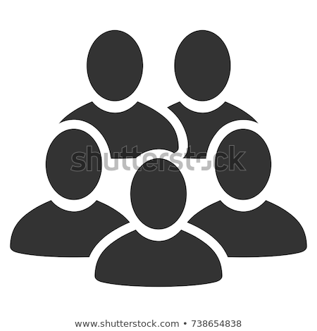 Men Collective Vector Icon Stock photo © ahasoft