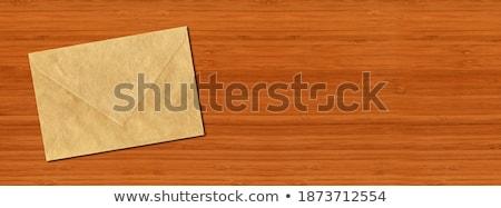 Hartie de ambalaj sablon izolat alb birou Imagine de stoc © daboost