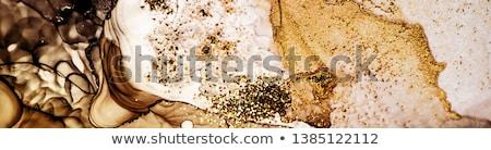 Belle or résumé fluide fond couleur Photo stock © SArts