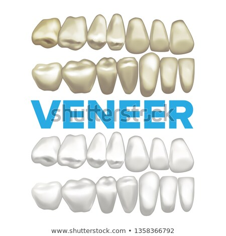 процесс · лечение · зубов · иконки · стоматолога · фигурные · скобки · стоматологических - Сток-фото © pikepicture
