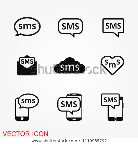 csipogás · mobiltelefon · magas · döntés · grafikus · telefon - stock fotó © kbuntu