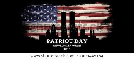 ABD · bayrak · Yıldız · arka · plan - stok fotoğraf © kyryloff