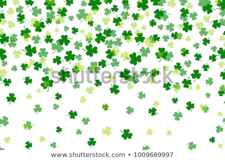 ünnep minta levelek növények kreatív papír Stock fotó © artjazz
