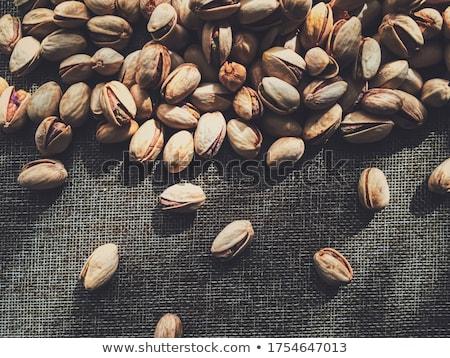 Noten rustiek voedsel voeding Stockfoto © Anneleven