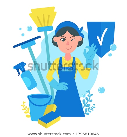 Ok from cleaning Stock photo © leeser