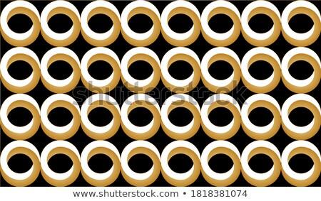 körkörös · háló · technológia · stílus · vektor · terv - stock fotó © imaster