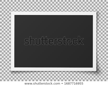 Snapshot mano cellulare carta Foto d'archivio © TheProphet