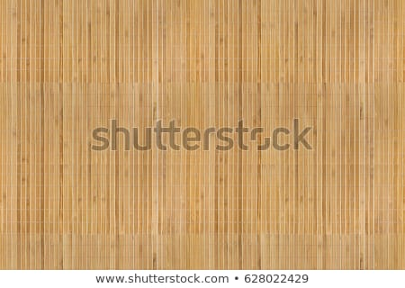 brown wooden mat Stock photo © prill