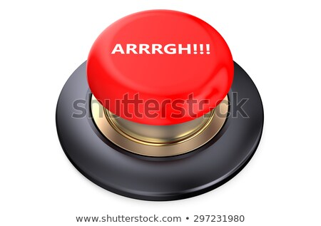 Web Button 'ARRRGH!!!' on White Background. Stock photo © tashatuvango