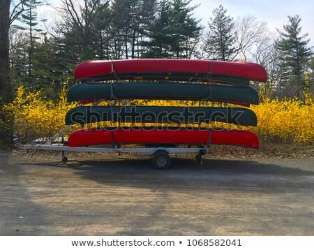 быстро · парусного · яхта · небе · воды · спорт - Сток-фото © goce