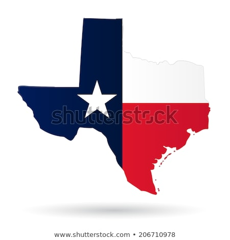 Miniature Flag of Houston Texas Stock photo © bosphorus